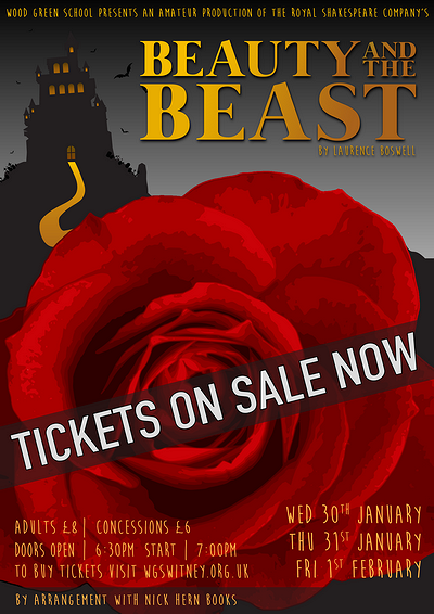 Beauty and The Beast - School Production